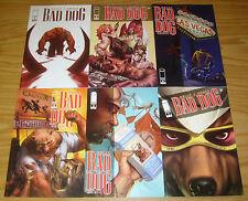 Bad Dog #1-6 VF/NM complete series - joe kelly - diego grego 2 3 4 5 image comic