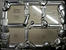Godinger Silver Plated Art Picture Frame . Great quality over 2 lbs. Silver Plat