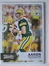 AARON RODGERS  - Panini Classics 2016 #62 (Green Bay PACKERS) NFL Playercard