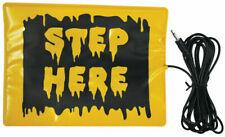 Footpad Activator Animatronic Halloween Prop Haunted House Step Here Foot Pad