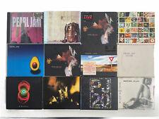 More details for pearl jam cd digipak albums & single bundle collection music alternative rock
