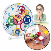 Kit Orologio Meccanico, Orologi da Costruire, Giochi per Bambini, Accessori Casa