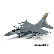(T6E11) Tamiya 1/72 Warbird Collection WB88 Lockheed Martin F-16CJ Block 50 Figh