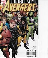 Avengers The Initiative #1 #2 & #3  Marvel Comics 2007 Bagged & Boarded