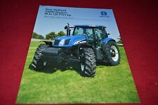 New Holland T6010 T6020 T6030 T6050 T6070 Tractor Dealer's Brochure YABE6 ver2