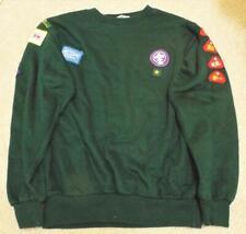 More details for vintage cub scouts sweatshirt with badges reigate surrey