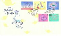 Australia Post - First Day Cover - FDC - 1998 - The Teapot of Truth - Leunig
