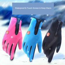 Winter Sports Warm Gloves Waterproof Thermal Touch Screen Full Finger Mittens