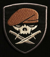 MEDAL OF HONOR TIER1 NAVY RANGERS AOR1 MBSS TACTICAL AIRSOFT SWAT HOOK PATCH