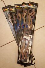 FIVE PAIR Mr Gasket 5834 Ultra Seal Intake Manifold Gasket Set SB Ford 351W