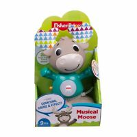 Fisher Price Linkimals Musical Moose