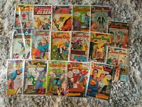 Huge lot of Superman's Pal Jimmy Olsen comics - 17 Bronze and Silver issues