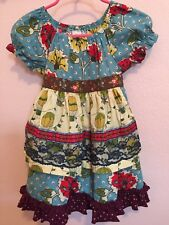 18m Matilda Jane Homegrown Peasant Dress Paint by Numbers MJ