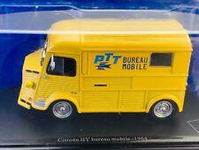 Editions ATLAS 1:43 CITROEN Type HY Bureau Mobile PTT FRANCE Post Office DIECAST