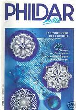 Catalogue PHILDAR Décoration n° 192 de 1990/39 modèles/Poupées et habits/Vintage