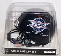 THOMAS SANDERS AUTOGRAPHED SIGNED CHICAGO BEARS SUPER BOWL XX MINI HELMET w/COA