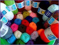 Panda Magnum 8 PLY 100g x 1 Ball Acrylic Crochet Knitting Yarn CLEARANCE SALE !