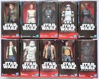 "HASBRO STAR WARS 6"" Figures, Rebels, Star Killer Base, TFA, New Hope, Discounts"