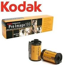 5 Rolls - KODAK Pro Image 100 ISO 36exp 35mm 135-36 Color Negative Film exp.2019