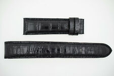 CHOPARD Black Watch Strap 20mm 20/18 (SO468)