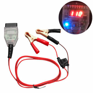 ECU Professional Memory Saver Car Computer OBD2 Car Battery Replacement Tools