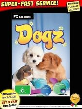 DOGZ game for Windows PC (NEW) computer software animals dog dogs petz pet kids