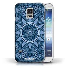 Étuis, housses et coques Samsung Galaxy S5 en toile pour téléphone mobile et assistant personnel (PDA) Samsung