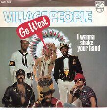 7inch VILLAGE PEOPLEgo westHOLLAND 1979 EX+  (S2125)