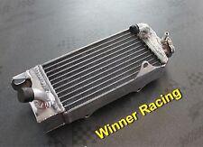 Fit for Kawasaki KX80 KX85 KX100 1998-2013 03 04 05 06 12 13 aluminum radiator
