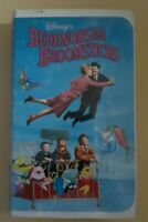 Bedknobs and Broomsticks VHS Clamshell the Walt Disney Company Angela Lansbury