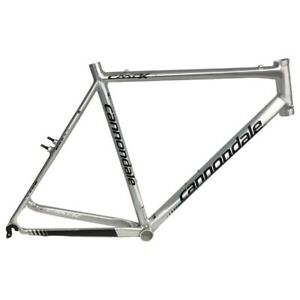 Cannondale CAADX Cyclocross Gravel Bike Frame ONLY Canti / V Brake 58cm #3434