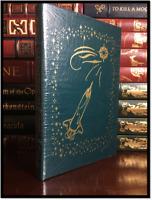 Leviathan '99 ✎SIGNED✎ by RAY BRADBURY Sealed Easton Press Leather 1st Ed 1/1000