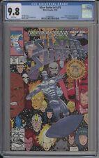 Silver Surfer v3 #75 (Dec 1992, Marvel) CGC 9.8 Death Nova Embossed Holofoil