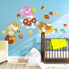 RCC0009 WallStickers Adesivi Murali Bambini Dolci sogni 30x120 cm