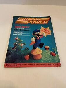 Nintendo Power Magazine Issue 1