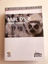 Libro Tecniche Nuove Mac Os X Snow Leopard