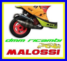 Marmitta MALOSSI SCOOTER RACING MHR BIG BORE Ø52 PIAGGIO ZIP NRG GILERA RUNNER