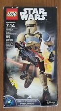 LEGO STAR WARS BUILDABLE FIGURES SCARIF STORMTROOPER 75523 - NEW SEALED