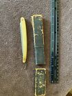 Vintage Straight Razor Wester Bros Anchor Brand - Made in Germany