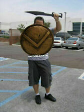 Replica FULLY Functional Historical 24' Medieval Armor   ONLY 300 Spartan Shield