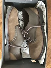 New Kenneth Cole Reaction Sure Sting Oxford Big Kid Brown 5.5 M Us youth buc