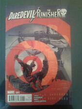 daredevil / the punisher n°1  VO