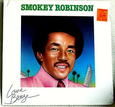 Smokey Robinson Love Breeze 1978 Tamla Records T7-359R1 R&B SOUL Sealed LP