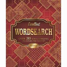 Excellent Wordsearch Extra Book