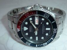 MEN'S VINTAGE SEIKO SUBMARINER AUTOMATIC DIVER'S WATCH MODEL 7S26-0050J/SKX025J
