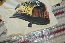 Unworn Mondo Tees Full Metal Jacket T-Shirt Adult XS
