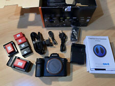 Sony Alpha 7R II (ILCE-7RM2) Spiegellose Digitalk. +weiteres Equipment+ Garantie