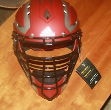 Indiana University Team Issued Adidas Catcher`s Mask NWT