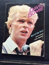David Bowie Out Of The Cool By Philip Kamin And Peter Goddard (Paperback 1983)
