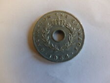 Pièce monnaie GRECE GREECE 10 DRACHMES 1954 état voir scan